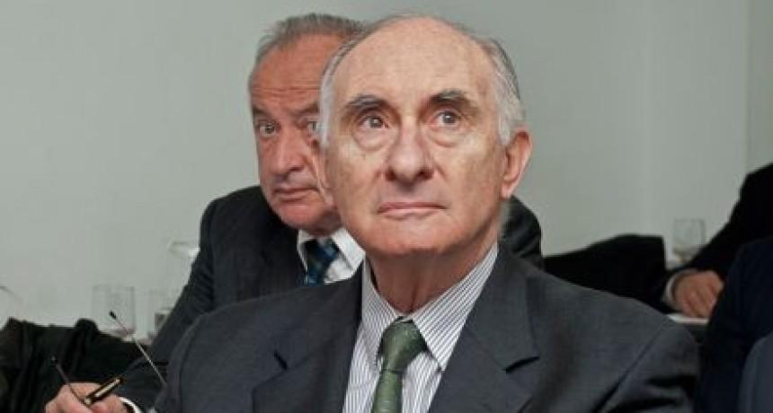 El ex presidente Fernando De la Rúa está internado y grave