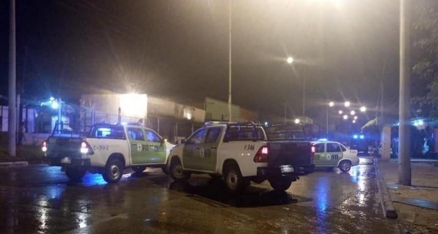 Balearon a un joven en Laguna Seca y la familia acusa a un grupo de policías