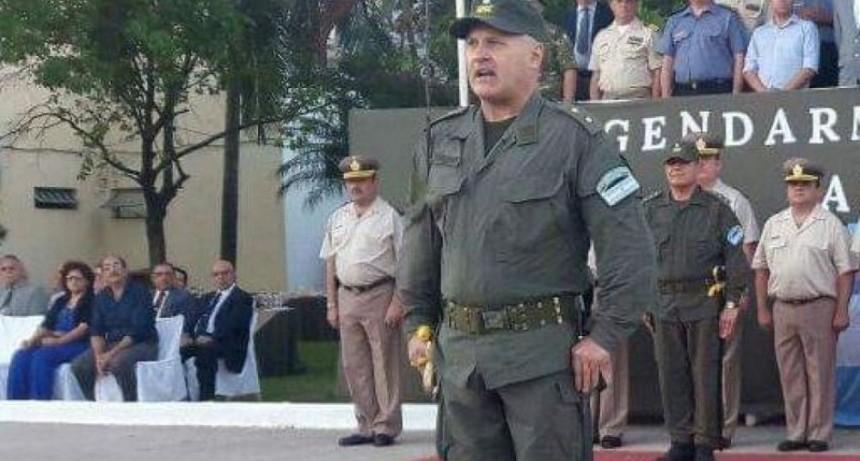En un confuso hecho, falleció el Comandante de Gendarmería