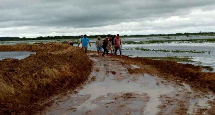 San Isidro: se agrava cuadro sanitario por síntomas gastrointestinales y febriles