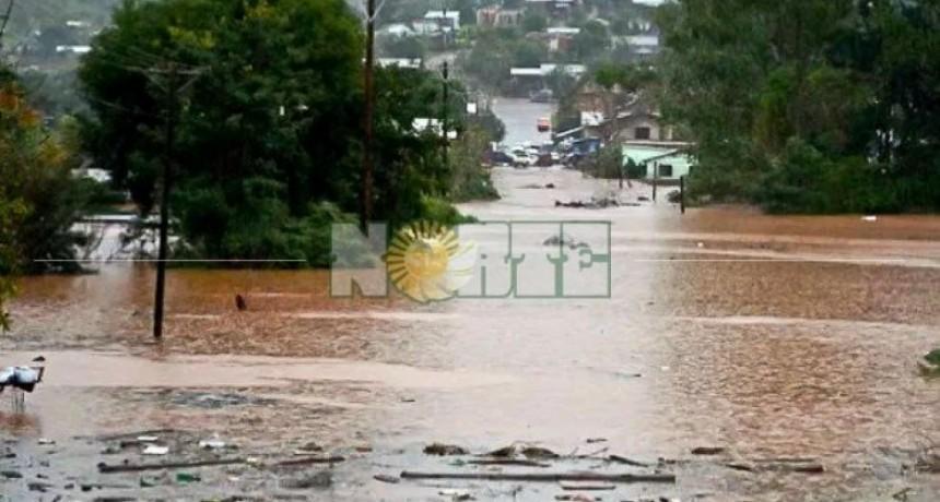 Se cumplió el peor pronóstico en Paso de los Libres y ayer comenzaron a evacuar