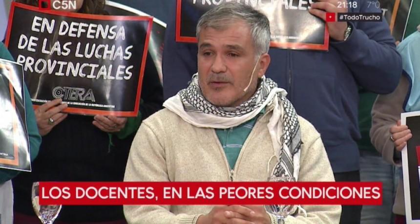 Fernando Ramírez de SUTECO: