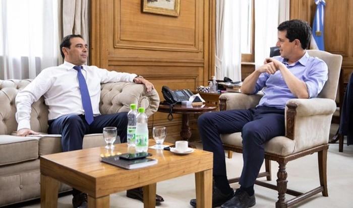 Valdés reconoció que Macri dejó una deuda de $400 millones con Corrientes