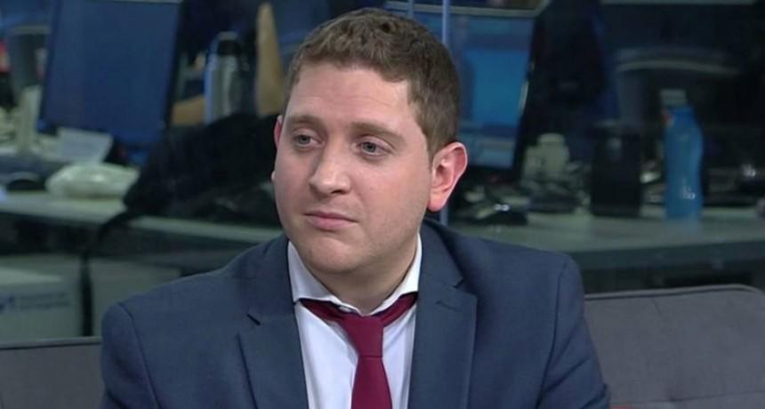 América TV vuelve a contratar a Jonatan Viale para atacar a Alberto Fernández