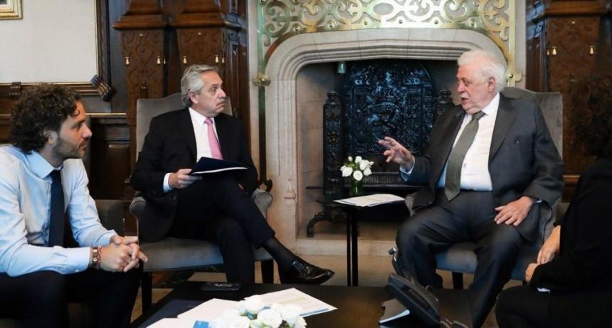 Alberto y Ginés González acuerdan medidas ante un eventual caso de coronavirus