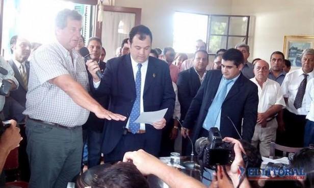 Nación asistirá a Mercedes con $1 millón y financiará varias obras de infraestructura