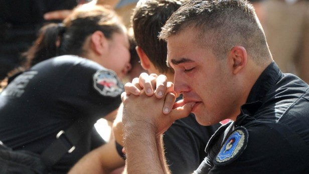Incendio en Barracas: al menos nueve muertos tras el derrumbe del depósito