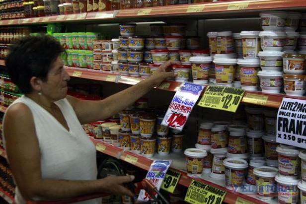 La Comuna controlará el cumplimiento del acuerdo de precios en supermercados