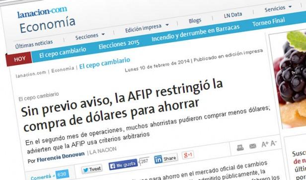No hay cambios en el régimen para adquirir dólares para ahorro