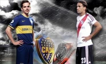 Boca y River juegan en Mendoza el tercer superclásico del verano