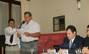 Mercedes: Cemborain inauguró el periodo de sesiones ordinarias
