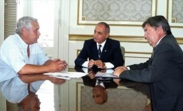 Ríos llevó al STJ su reclamo por la protección a usureros