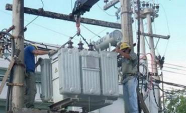 Intendentes buscan un mejor servicio eléctrico
