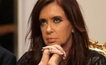 """Cristina: """"El gas es nuestra gran deuda con la región NEA"""""""