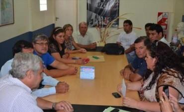 Paritaria municipal: definirán un primer convenio colectivo