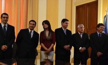 Asumieron 6 nuevos funcionarios