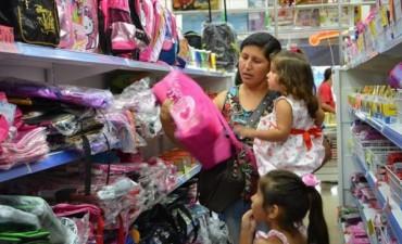 Utiles escolares: esperan una semana con repunte de ventas