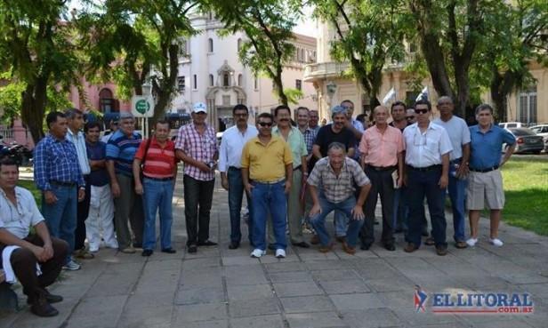 Semana clave para las negociaciones con docentes, ex policías y personal de Dpec