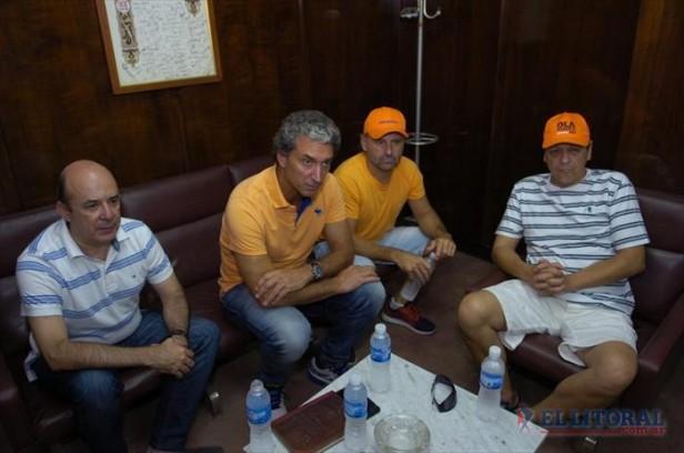 """Pepe Scioli: """"Daniel es el hombre que puede llevar a la Argentina al desarrollo"""""""