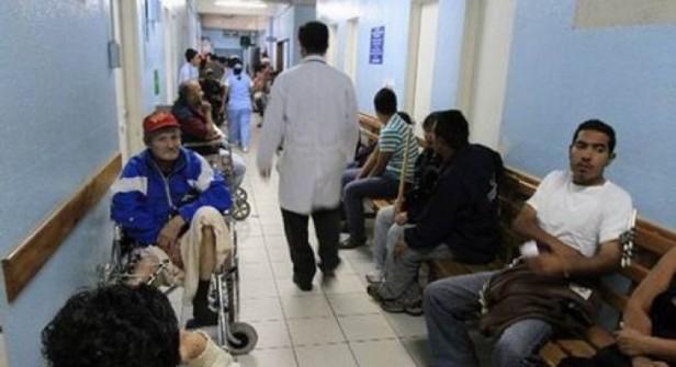 Hospitalarios reiteraron sus múltiples demandas