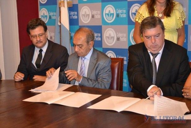 Provincia y Capital firmaron segundo acuerdo del año