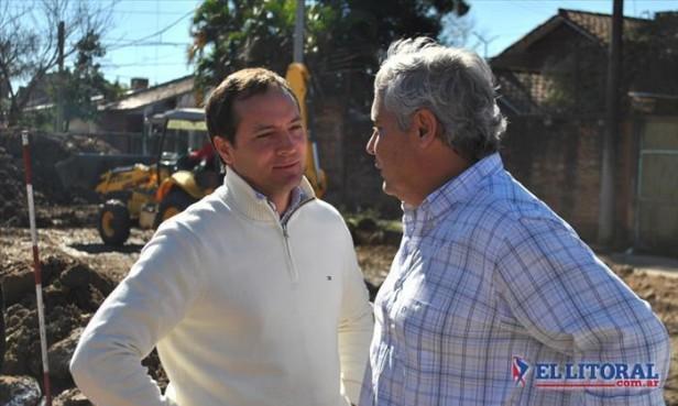 PJ: Ríos y Camau acordaron una lista de consenso