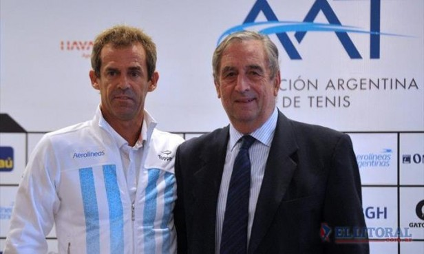Orsanic confirmó a Mayer como líder del equipo argentino
