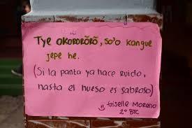 Afirman que avanza la reglamentación para enseñar guaraní en los colegios