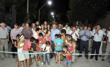 El Gobernador anunció 150 viviendas y dos escuelas en Esquina