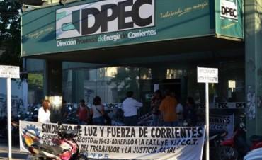 Conciliación: Dpec no irá y Luz y Fuerza igual acatará la tregua