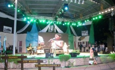 Mburucuyá: inicia el festival del Auténtico Chamamé Tradicional