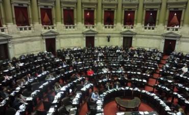 Diputados correntinos, con escaso protagonismo en el Congreso