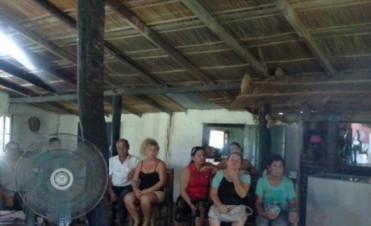 Pese a las objeciones, garantizan títulos de tierras a los pobladores de Pellegrini