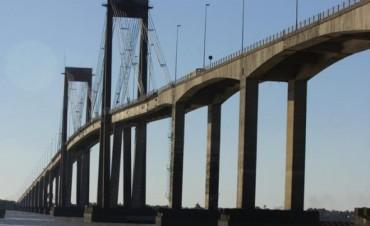 Puente Belgrano: en las horas pico pasan más de 2 mil vehículos