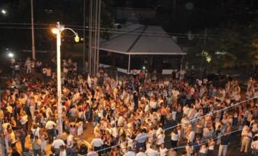 """Multitudinaria marcha por Nisman: Corrientes hizo sentir su """"silencio"""""""