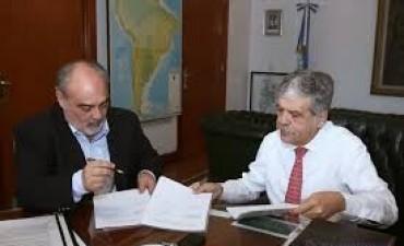 Convenio de Convergencia Energética en la agenda de la reunión con De Vido