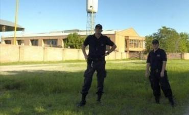 Con la vuelta a las escuelas se reforzará la presencia policial