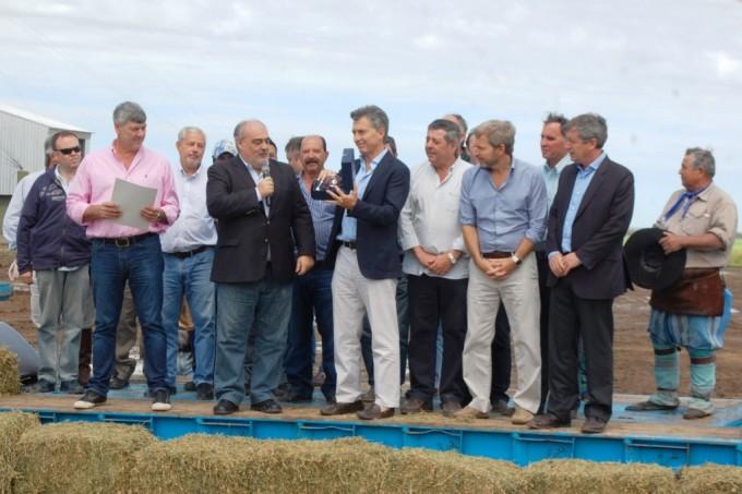 El Gabinete de Colombi delinea temario para la visita de Macri