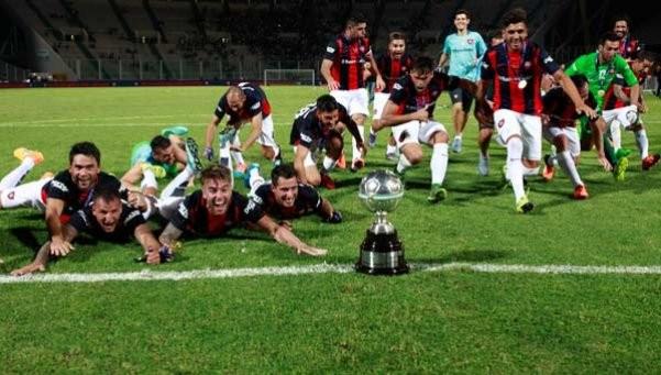 San Lorenzo humilló a Boca y se quedó con la Supercopa Argentina