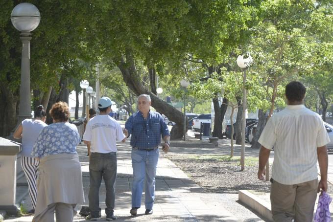 Ríos activó un plan de recuperación de infraestructura en la Costanera