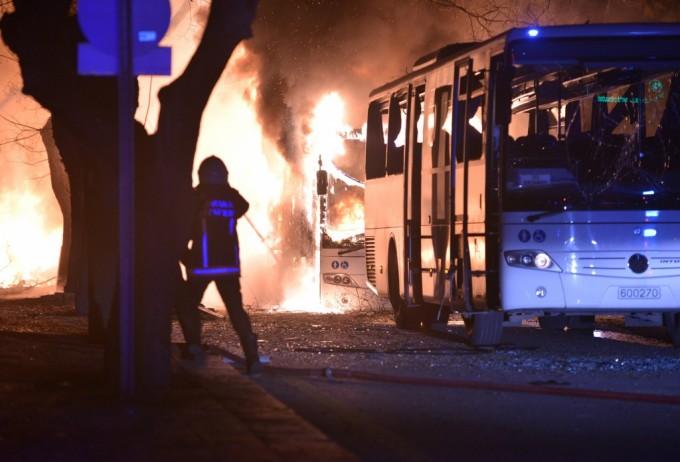 Al menos 28 muertos y 62 heridos en un atentado en Turquía
