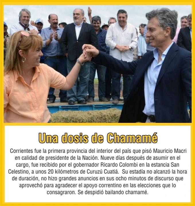 Macri visita Corrientes con agenda signada por reuniones y anuncios