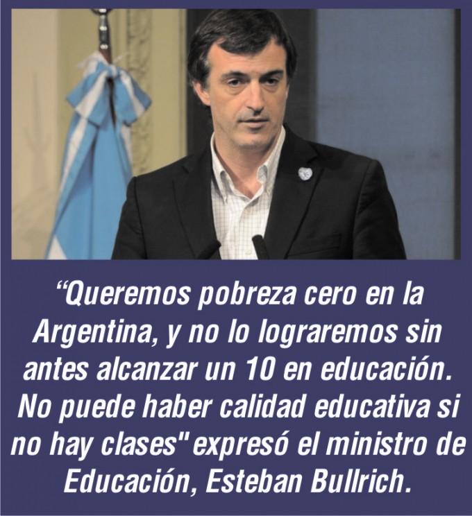 Nación acordó con docentes y en Corrientes debaten el blanqueo