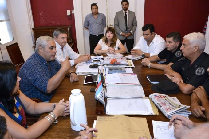 La Policía Federal construirá agencia regional en Santa Catalina