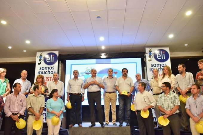 Cassani convocó a dirigentes de ELI a fortalecer el partido con trabajo