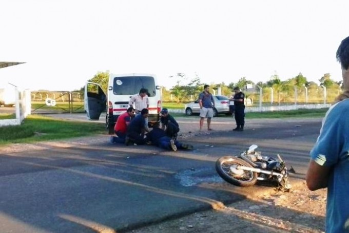 Dos personas murieron en accidentes