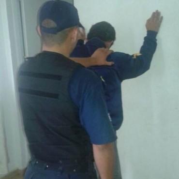 Captura de dos prófugos acusados de delitos graves