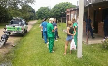 Dengue: refuerzan tareas en el interior de la Provincia