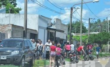 Motociclista murió en el barrio Malvinas Argentinas