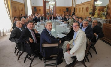 Corrientes en la reunión del Consejo Interministerial de Obras Públicas